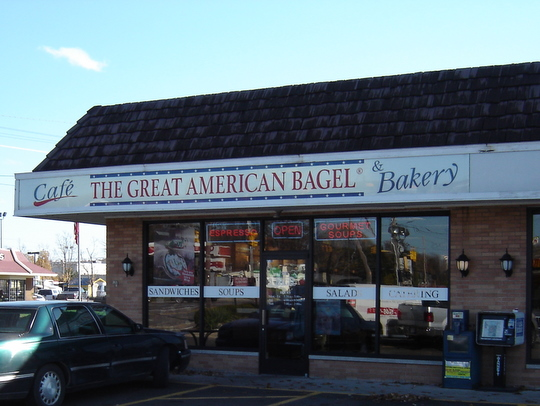 The Great American Bagel in Holland, Michigan