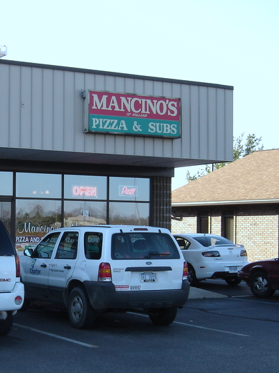 Mancino's in Holland, Michigan
